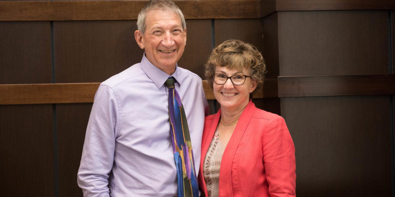 锁定日期:Andy Bondy博士(PhD),  Lori Frost 临床言语语言病理学家(MS, CCC-SLP)将于2019年10月来华!